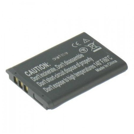 NedRo - Battery compatible with Samsung NV8 NV10 NV15 NV20 L70 L201 - Samsung photo-video batteries - GX-V115