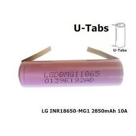 LG - 18650 LG INR18650-MG1 10A - 18650 formaat - NK064 www.NedRo.nl