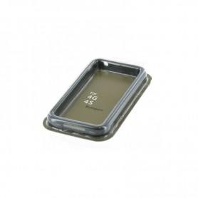 NedRo - Siliconen bumper voor iPhone 4 / iPhone 4S - iPhone telefoonhoesjes - YAI473-1-CB www.NedRo.nl