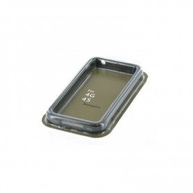 NedRo - Bumper din silicon pentru Apple iPhone 4 / iPhone 4S - iPhone huse telefon - YAI473-9 www.NedRo.ro