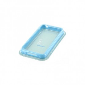 NedRo - Silicon Bumper for Apple iPhone 4 / iPhone 4S - iPhone phone cases - YAI473-8 www.NedRo.us