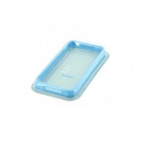 NedRo - Siliconen Bumper voor de iPhone 4 en 4S - iPhone telefoonhoesjes - YAI473-8 www.NedRo.nl