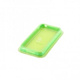 NedRo - Siliconen Bumper voor de iPhone 4 en 4S - iPhone telefoonhoesjes - YAI473-7 www.NedRo.nl