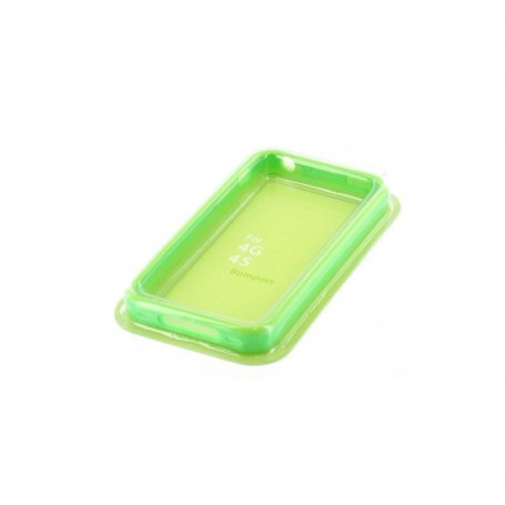 unbranded, Silicon Bumper for Apple iPhone 4 / iPhone 4S, iPhone phone cases, YAI473-1-CB