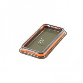 NedRo - Bumper din silicon pentru Apple iPhone 4 / iPhone 4S - iPhone huse telefon - YAI473-2 www.NedRo.ro