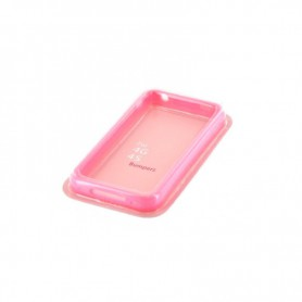 Oem - Silicon Bumper for Apple iPhone 4 / iPhone 4S - iPhone phone cases - YAI473-1-CB