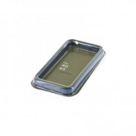 NedRo - Bumper din silicon pentru Apple iPhone 4 / iPhone 4S - iPhone huse telefon - YAI473-4 www.NedRo.ro