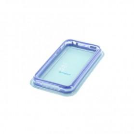 NedRo - Bumper din silicon pentru Apple iPhone 4 / iPhone 4S - iPhone huse telefon - YAI473-3 www.NedRo.ro