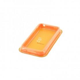 NedRo - Bumper din silicon pentru iPhone 4 si 4S - iPhone huse telefon - YAI473-1 www.NedRo.ro