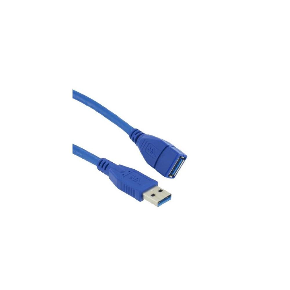 USB 3.0 Male-Female Verlengkabel