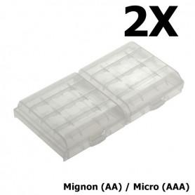 OTB - Transportbox Batterijen Mignon (AA) / Micro (AAA) - Overige batterijen - ON1322 X 2 www.NedRo.nl