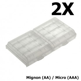 OTB - Transportbox battery Mignon (AA) / Micro (AAA) - Diverse - ON1322 X 2 www.NedRo.ro