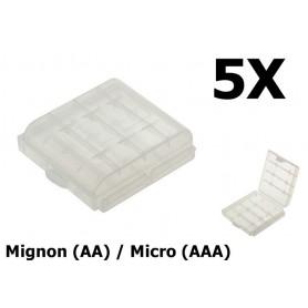 OTB - Transportbox Batterijen Mignon (AA) / Micro (AAA) - Overige batterijen - ON1322 X 5 www.NedRo.nl