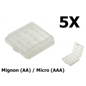 OTB - Transportbox battery Mignon (AA) / Micro (AAA) - Diverse - ON1322 X 5 www.NedRo.ro