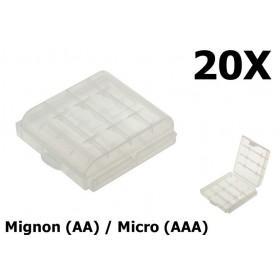 OTB - Transportbox Batterijen Mignon (AA) / Micro (AAA) - Overige batterijen - ON1322 X 20 www.NedRo.nl
