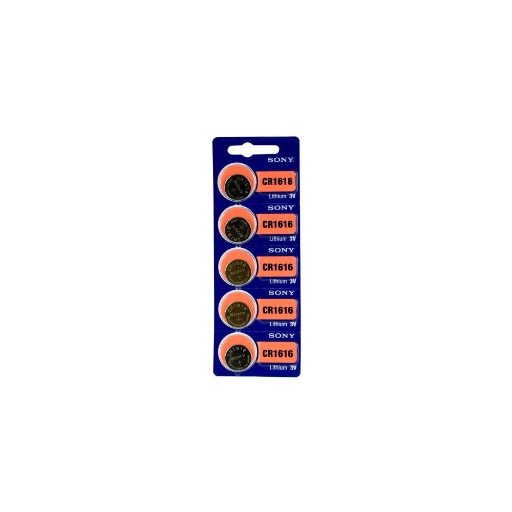 Sony - Sony CR1616 lithium batterij - Knoopcellen - BL208 www.NedRo.nl
