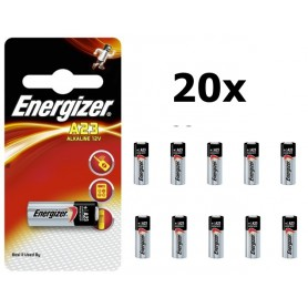 Energizer - Energizer A23 23A 12V L1028F Alkaline battery - Other formats - BL133-20x www.NedRo.us