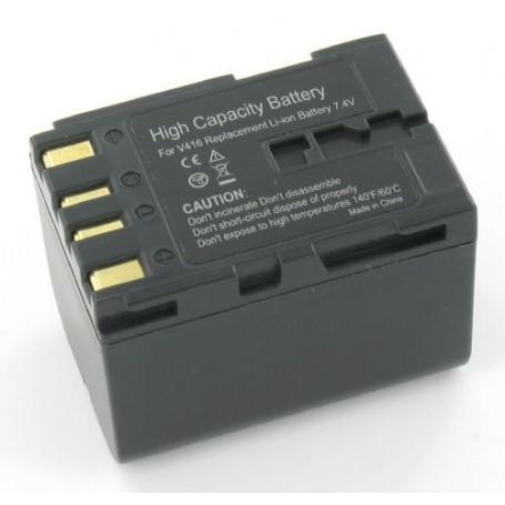 Oem - Battery compatible with JVC BN-V416 - JVC photo-video batteries - GX-V157