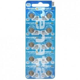 Renata - Renata 395 / SR 927 SW / G7 Low Drain watch battery - Button cells - BL205-CB
