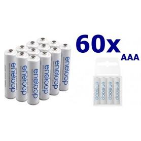 Eneloop - AAA R3 Panasonic Eneloop Oplaadbare Batterijen - AAA formaat - ON1191-C www.NedRo.nl