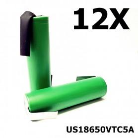 Sony - Sony Konion US18650VTC5A 35A - Size 18650 - NK078-C www.NedRo.us