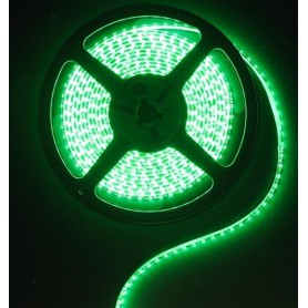 Unbranded - Green 12V IP65 SMD5630 Led Strip 60LED per meter - LED Strips - AL200-14 www.NedRo.us