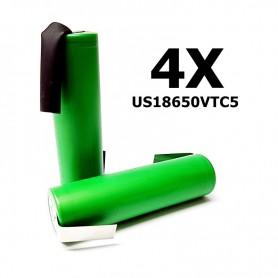 Sony - Sony Konion US18650VTC5 30A 2600mAh 18650 - Format 18650 - BL005-CB www.NedRo.ro