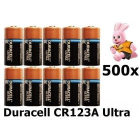 Duracell - Duracell CR123A Ultra Lithium batterij - Andere formaten - NK048-CB www.NedRo.nl