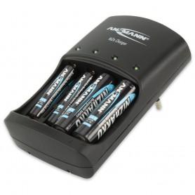 Ansmann, Ansmann Nikkel-Zink Batterijlader, Batterijladers, NK191, EtronixCenter.com