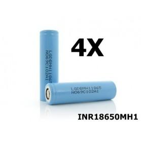 LG - LG INR18650MH1 3200mAh oplaadbaar batterij - 18650 formaat - NK075-C www.NedRo.nl