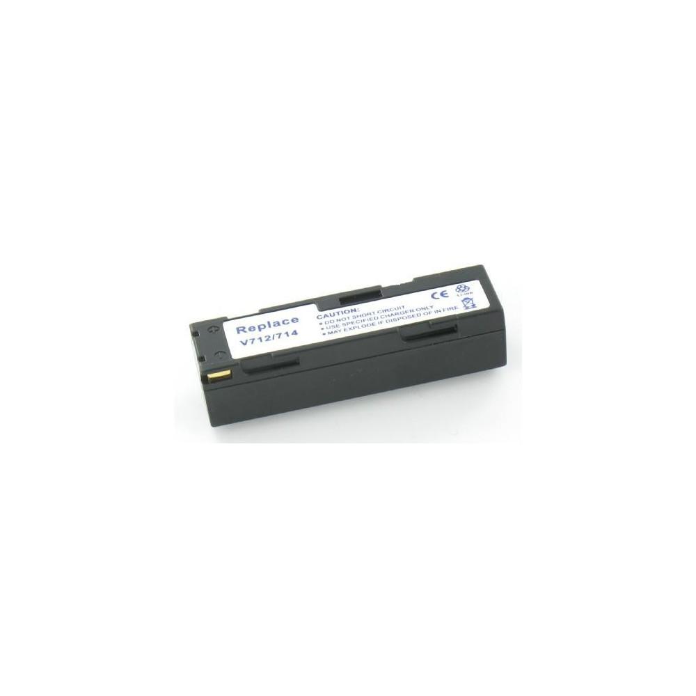 Accu Batterij compatible met JVC BN-V712 / BN-V714