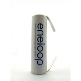 Eneloop - Panasonic Eneloop AAA R3 battery with tags - Size AAA - NK004-CB www.NedRo.us