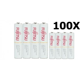 Fujitsu - Baterii Reincarcabile Fujitsu AAA R3 HR-4UTC 800mAh - Format AAA - NK028-CB www.NedRo.ro