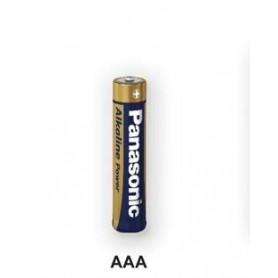 Panasonic - Panasonic Alkaline Power LR03/AAA - AAA formaat - BL039 www.NedRo.nl