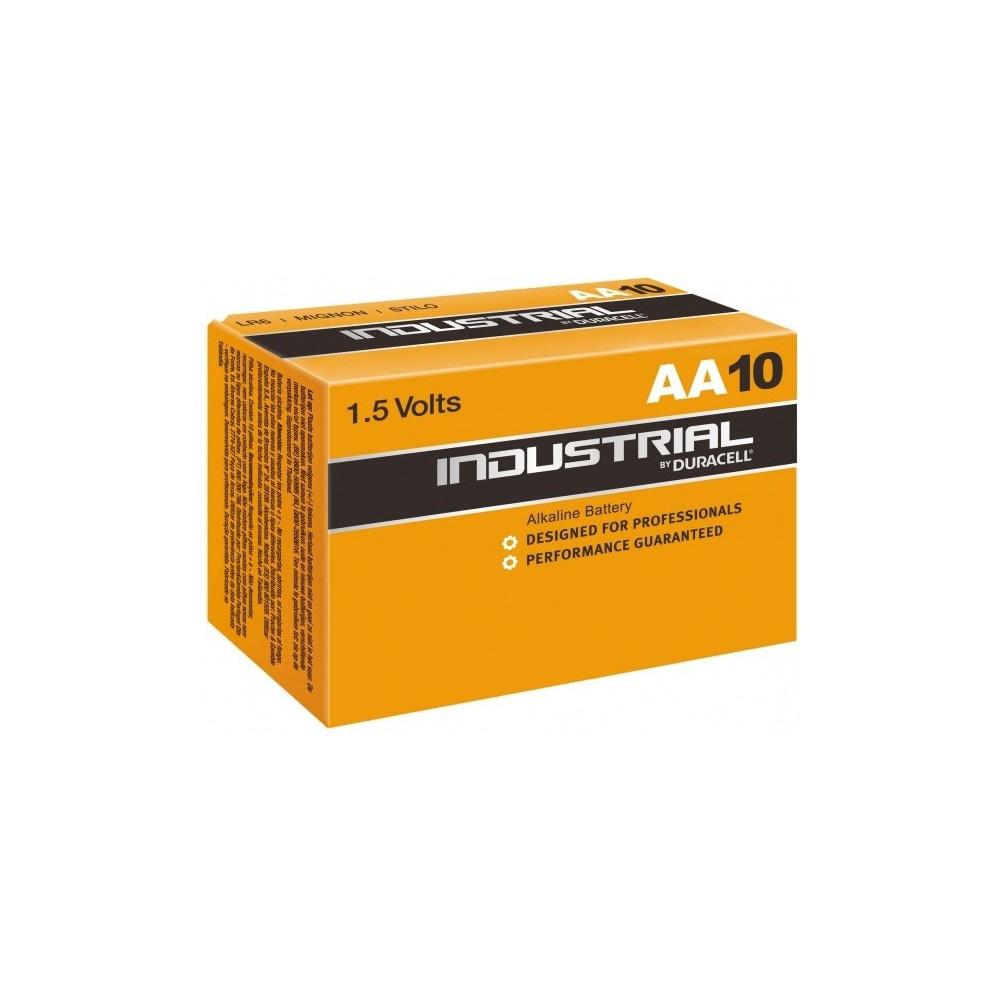 Duracell Industrial AA LR6 penlite