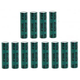 FDK - FDK HR AAAU Batterij NiMH 1,2V 730mAh bulk - Andere formaten - ON1344-12x www.NedRo.nl