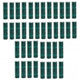 FDK - FDK HR AAAU Battery NiMH 1,2V 730mAh bulk - Other formats - ON1344-40x www.NedRo.us