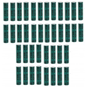FDK - FDK HR AAAU Battery NiMH 1,2V 730mAh bulk - Other formats - ON1344-40x www.NedRo.us