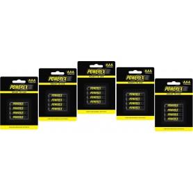 POWEREX - Powerex AAA 1000mAh Rechargeable - Size AAA - NK125-5x www.NedRo.us