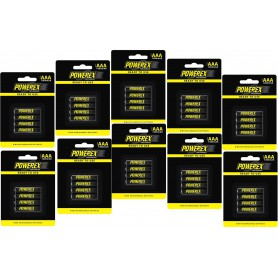POWEREX - Powerex AAA 1000mAh Oplaadbare Batterij - AAA formaat - NK125-10x www.NedRo.nl
