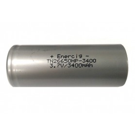 Enercig - Enercig TN26650HP 34A Unprotected - Size C D and XL - NK164 www.NedRo.us
