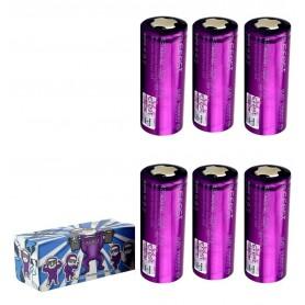 Efest - Efest IMR26650 4200mAh 3.7V 50A lithiumbatterij - C D en XL formaat - NK138-CB www.NedRo.nl