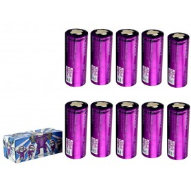 Efest - Efest IMR26650 4200mAh 3.7V 50A Lithium Battery - Size C D and XL - NK138 www.NedRo.us