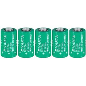 Varta - Varta CR 1/2 AA lithium (3,0V) - Other formats - NK082-5x www.NedRo.us