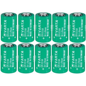 Varta - Varta CR 1/2 AA lithium (3,0V) - Other formats - NK082-10x www.NedRo.us