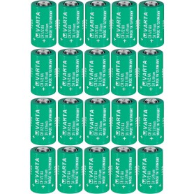 Varta - Varta CR 1/2 AA lithium (3,0V) - Other formats - NK082-20x www.NedRo.us