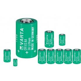 Varta - Varta CR 1/2 AA lithium (3,0V) - Other formats - NK082-50x www.NedRo.us