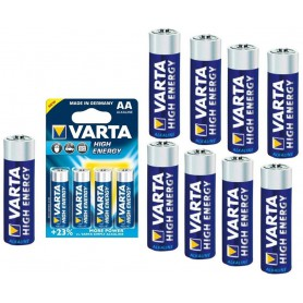 Varta - VARTA LONGLIFE POWER AA Mignon LR6 HR6 Alkaline Batteries - Size AA - ON061-CB