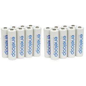Eneloop - Panasonic Eneloop AAA R3 Rechargeable Battery - Size AAA - ON1191-CB www.NedRo.us