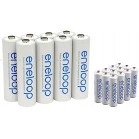 Eneloop - AAA R3 Panasonic Eneloop Oplaadbare Batterijen - AAA formaat - ON1191-40x www.NedRo.nl